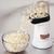 Popcorn, air-popped, butter salt