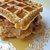 Power Oatmeal Waffles